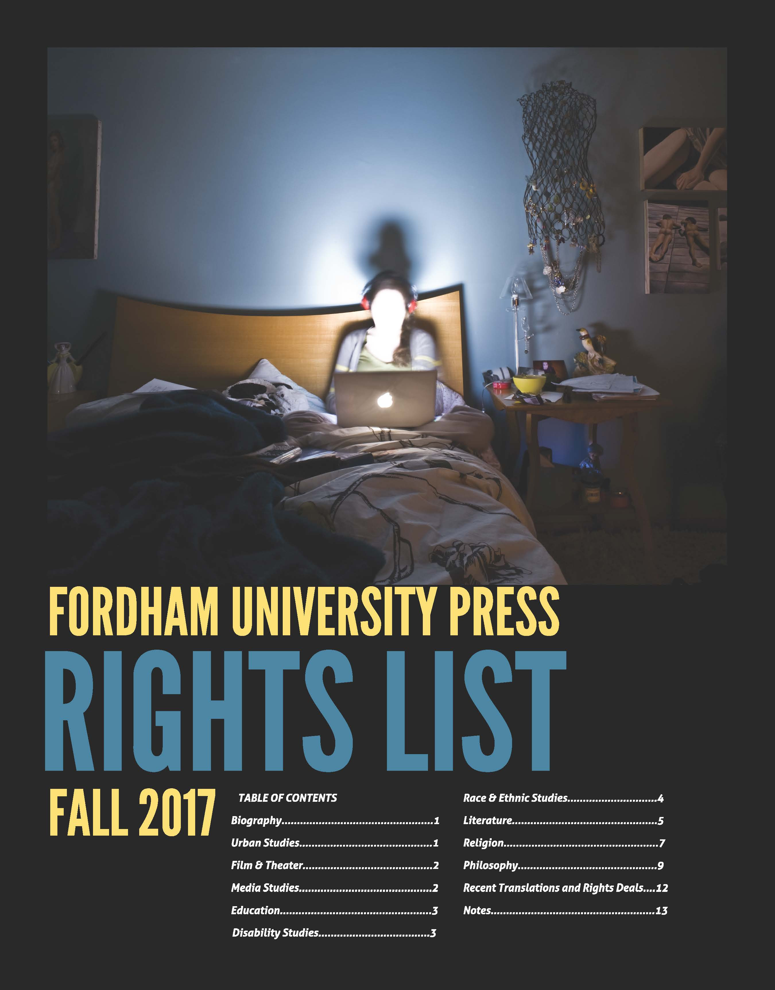Foreign Rights 2017
