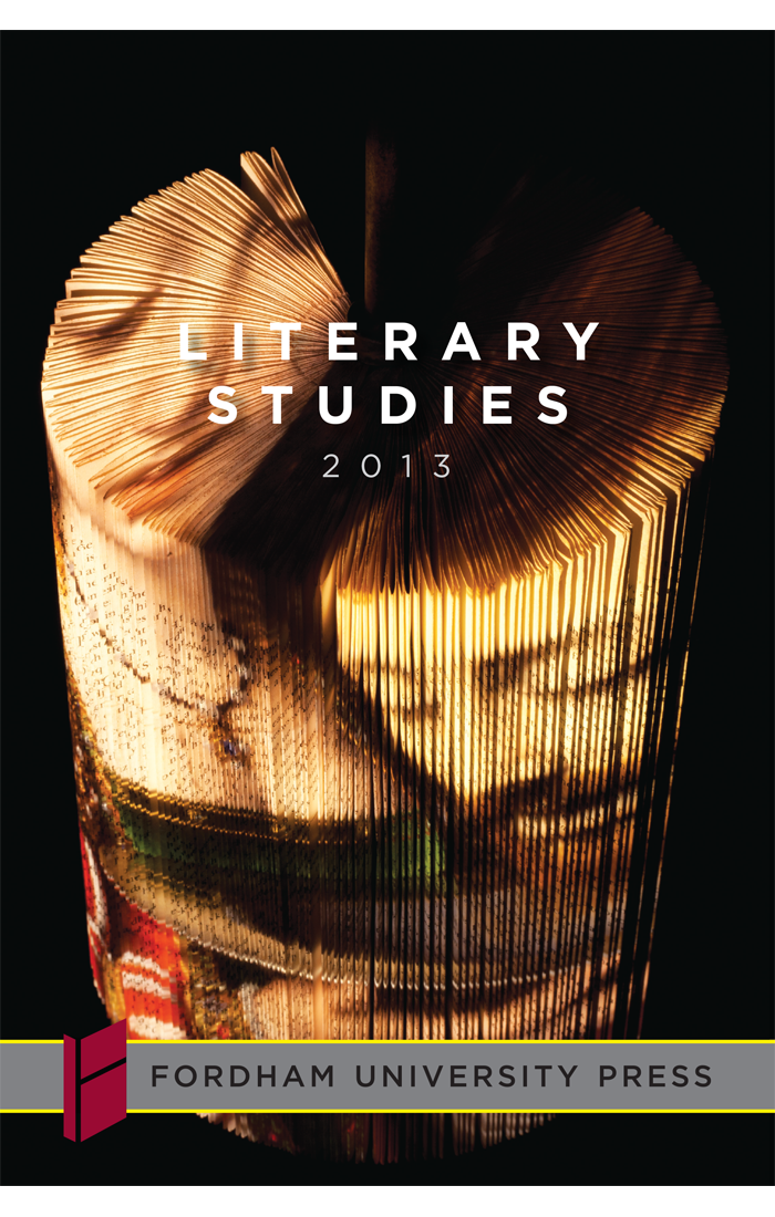 Literary Studies 2013