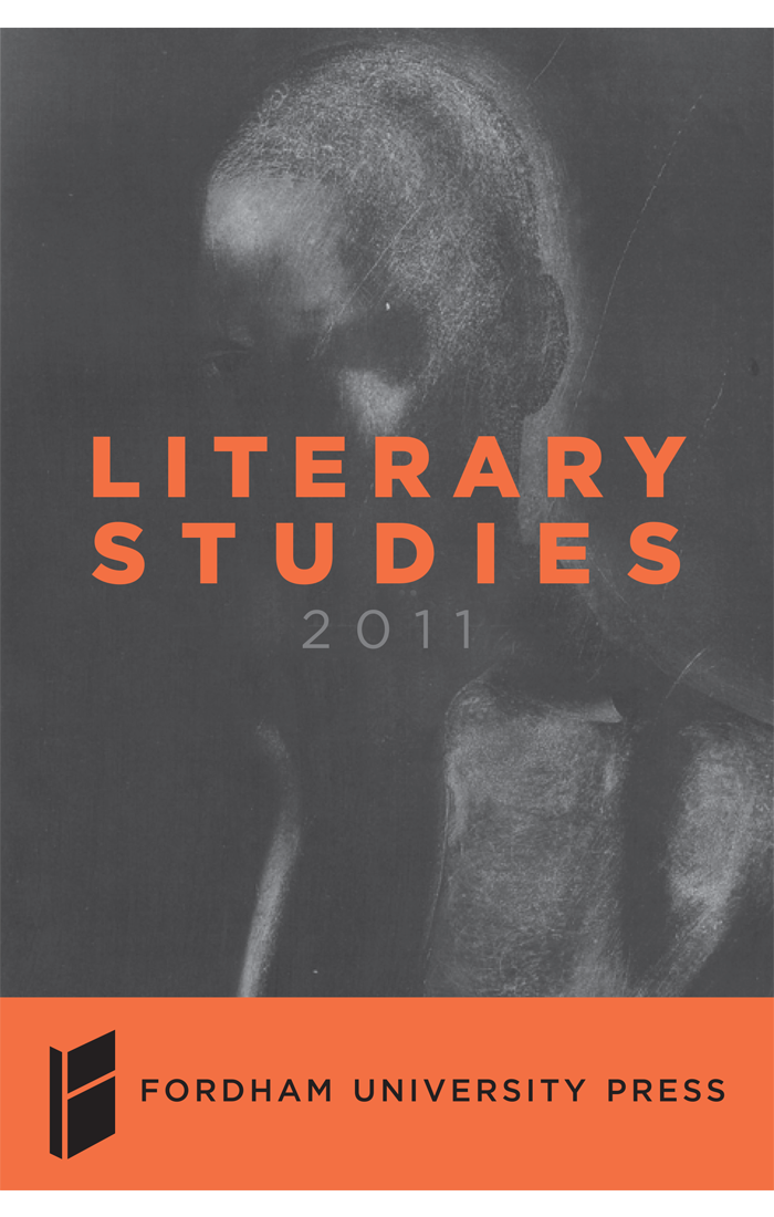 Literary Studies 2011