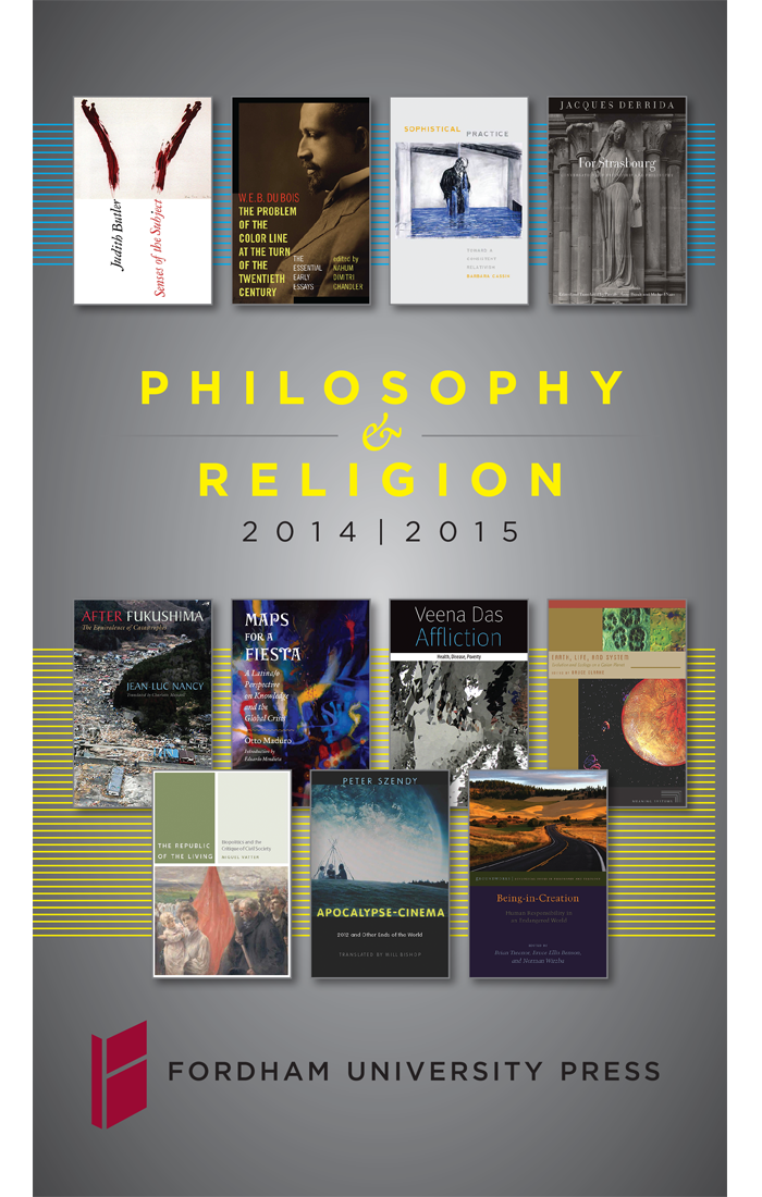 Philosophy & Religion 2014|2015