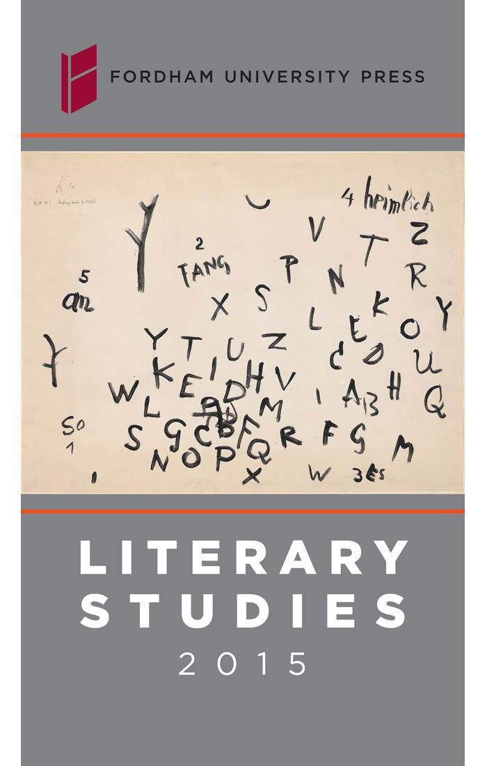 Literary Studies 2015