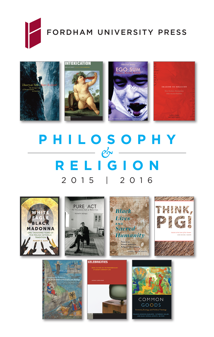 Philosophy & Religion 2015-2016