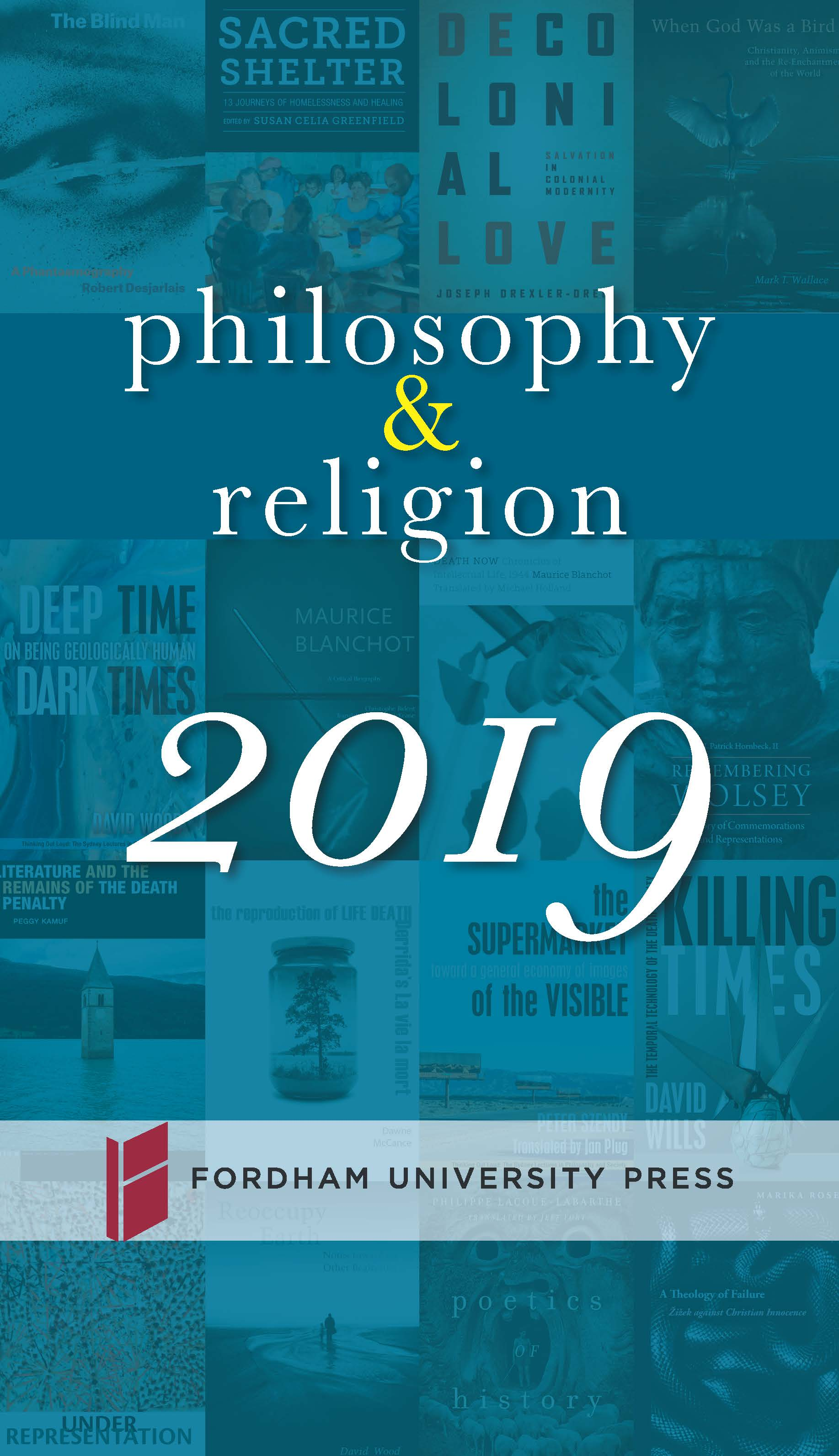 Philosophy & Religion 2019