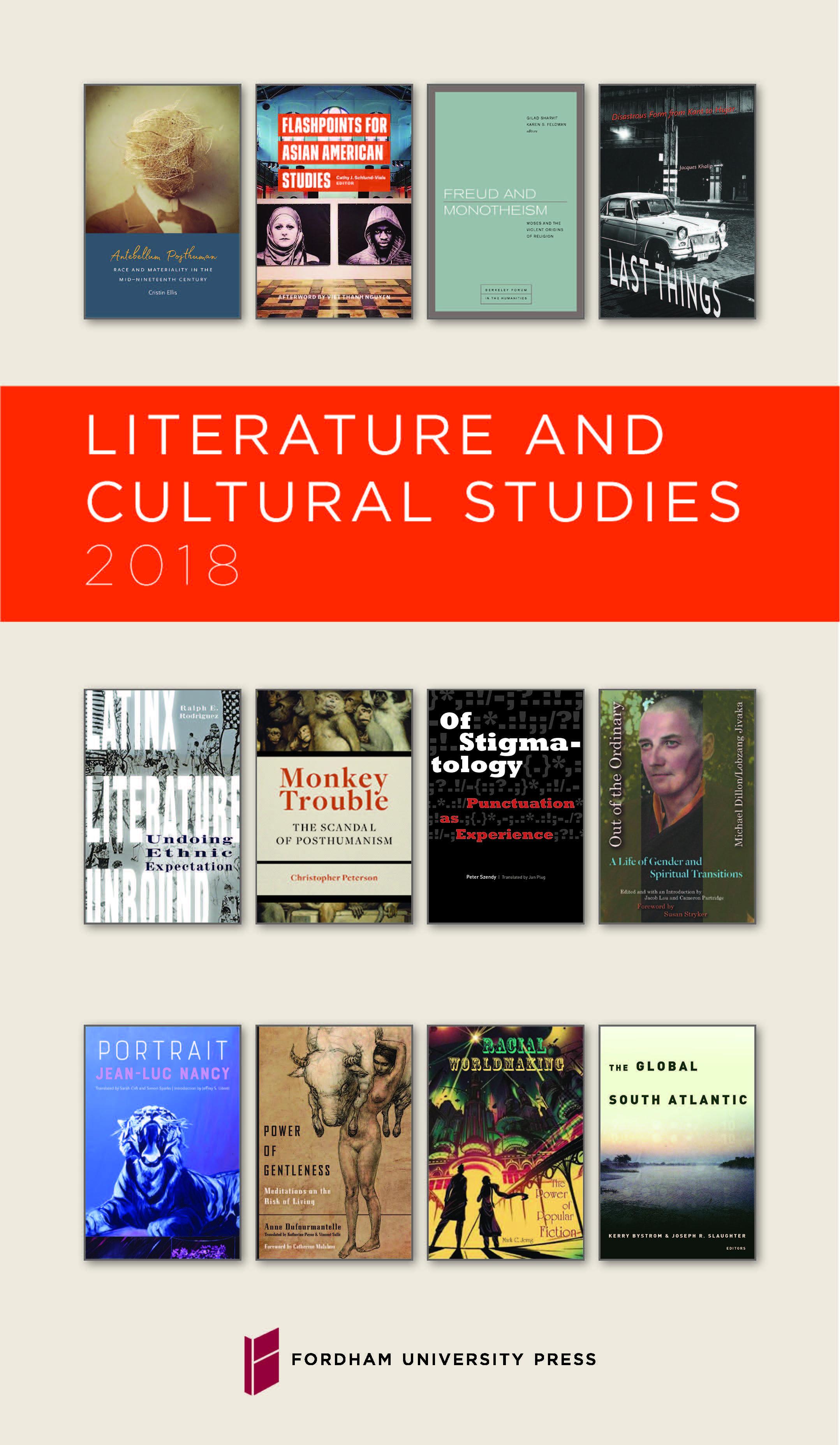 Literature & Cultural Studies 2018