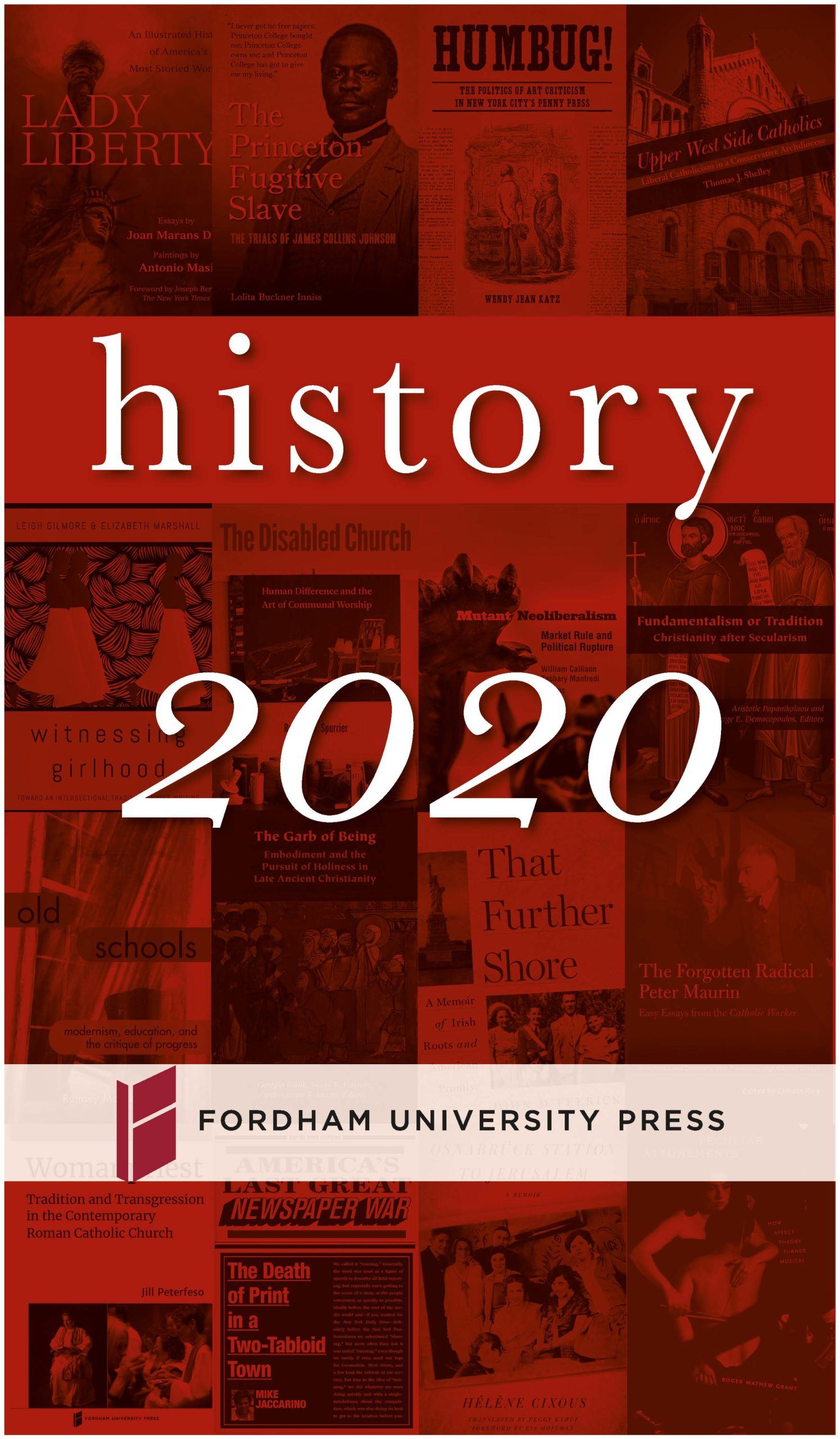 History 2020 Brochure