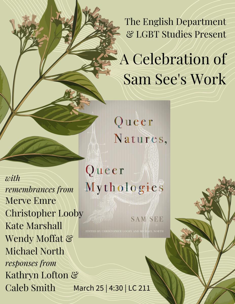 Sam See Poster