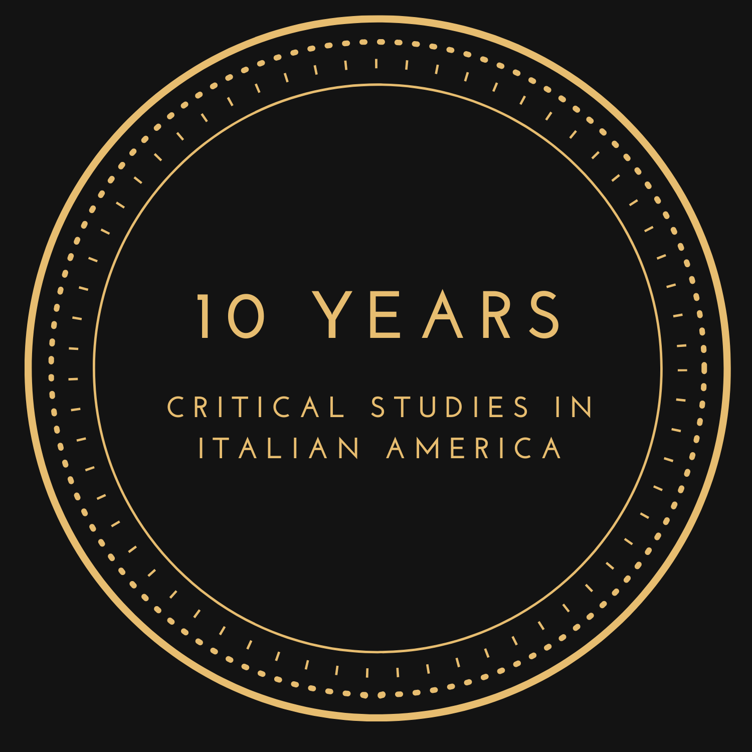 10 Years Critical Studies