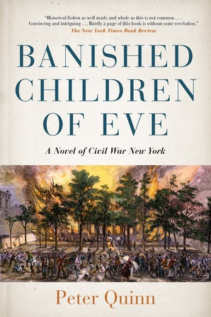 Banished Children Of Eve Cover